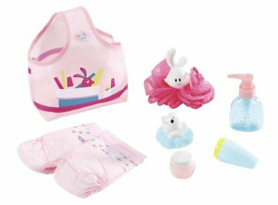 Zapf Creation Baby Born Bath Time Wash And Go Accessory Set *BRAND NEW* for sale  Shipping to Ireland