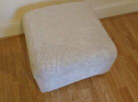 IKEA Klippan pouffe / footstool / seat