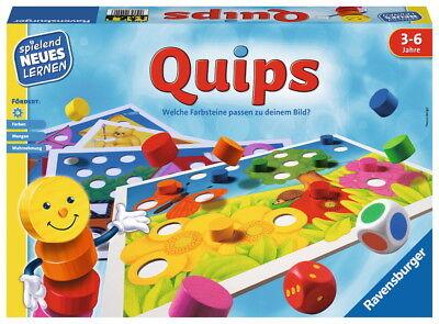 Ravensburger Spielend Neues Lernen Farbzuordnungsspiel Quips 24920 online kaufen