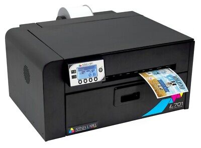 Afinia Label L701 Digital Color Label Printerwith Memject Print Head