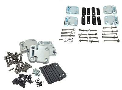 Defender upper and lower steering column universal joints NRC7387/&NRC7704