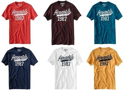 Aeropostale Mens Lot Of 25 T-shirts Size Small Wholesale