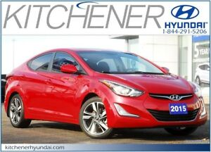2015 Hyundai Elantra GLS GLS // AUTO // AC // POWER SUNROOF //