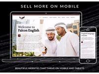 Expert web design & development - e-commerce // mobile design // SEO // website designer
