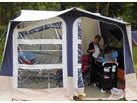 Trigano Odysee Trailer tent. 2014. 4 berth.