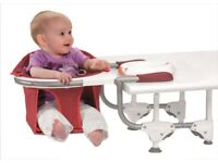 Chicco 360° hook on chair - high chair