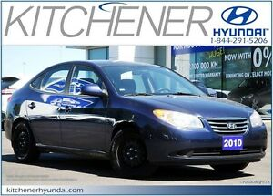 2010 Hyundai Elantra GL // AS TRADED // MANUAL // AC //