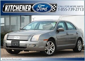 2008 Ford Fusion SEL AWD/SIRIUS/HTD MIRRORS/PWR GROUP