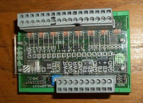 HSD P261 I/O INTERFACE CONTROLLER ADDR BOARD