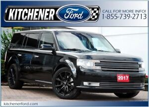 2017 Ford Flex Limited LIMITED/AWD/PANO ROOF/NAV/HTD SEATS/PW...