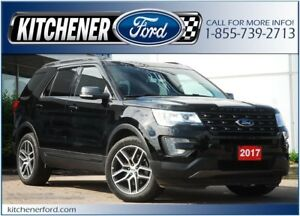 2017 Ford Explorer XLT XLT/4WD/LEATHER/PANOR ROOF/NAVI/PWR GROUP