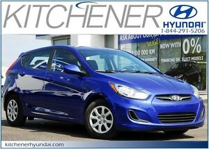 2014 Hyundai Accent GL // AUTO // AC // ONE OWNER //