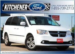 2017 Dodge Grand Caravan Crew *Base/AIR/ALLOYS/PWR LOCKS&WIND...