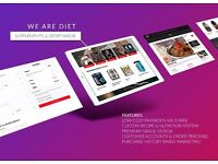 Edinburgh web design & development - ecommerce // SEO // marketing // websites & e-commerce designer