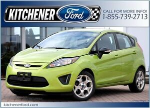 2012 Ford Fiesta SES SES/FWD/SIRIUS/HTD SEATS/PWR LOCKS&WINDOWS