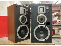 Vintage Wharfedale Laser 200 Speakers