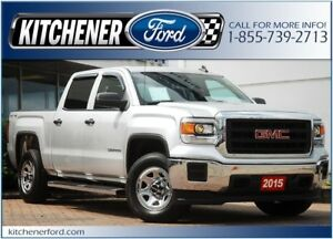 2015 GMC Sierra 1500 4WD/TOW PKG/CAMERA/PWR LOCKS&WINDOWS/ONL...