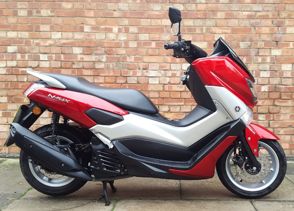 Yamaha NMAX 125, Superb condition with Manufacturer warranty