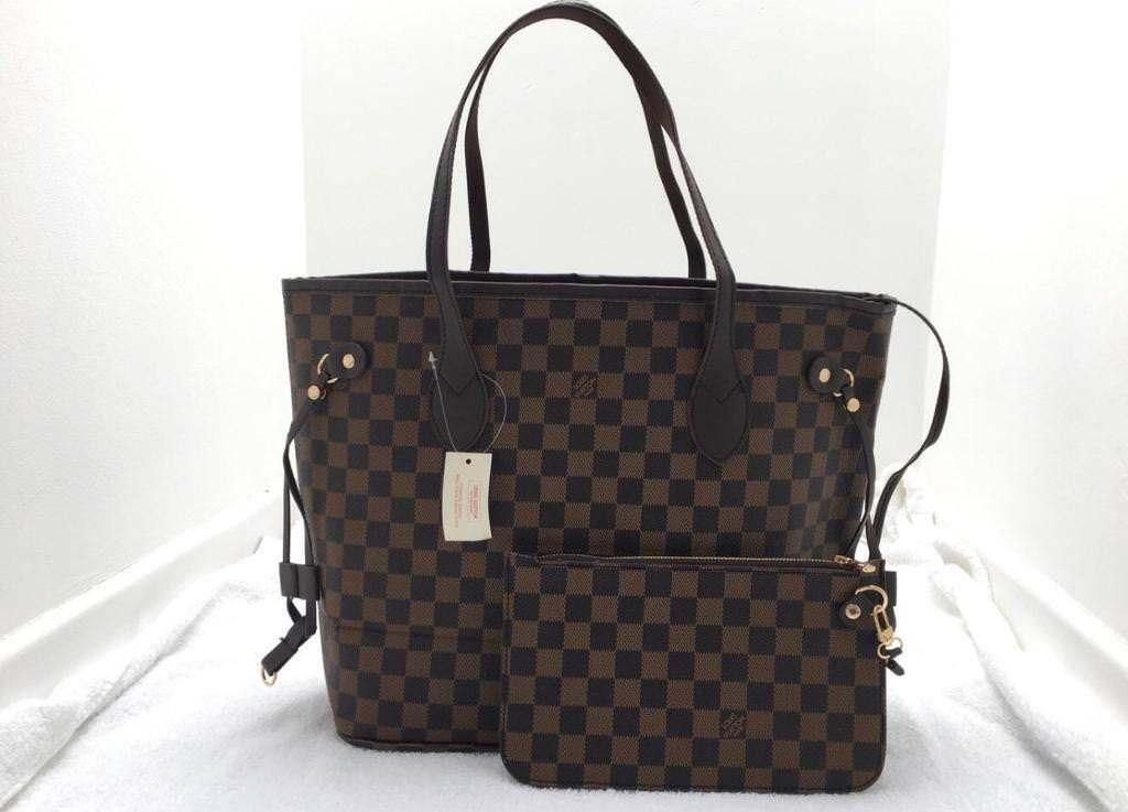 060e83b770fc Louis Vuitton Neverfull handbag. Enfield ...