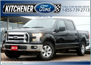 2015 Ford F-150 XLT XLT/ONLY 26K KM'S!/4x4/FACTORY WARRANTY/B...