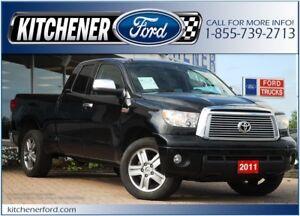 2011 Toyota Tundra Limited 5.7L V8 4X4/LEATHER/CAMERA/PREMO C...
