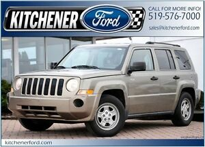 2008 Jeep Patriot Sport/North Sport/FWD/ALLOYS/PWR LOCKS&WINDOWS