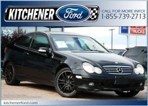 2003 Mercedes-Benz C-Class Sport PANO ROOF/2ND SET OT TIRES O...