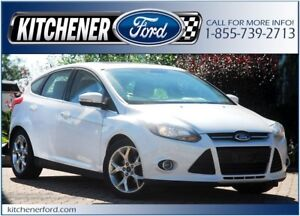 2014 Ford Focus Titanium **LEATHER/NAVI/ROOF/HTD SEATS/PWR GROUP