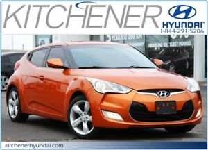 2013 Hyundai Veloster MANUAL // AC // BACK UP CAMERA // 2 SET...