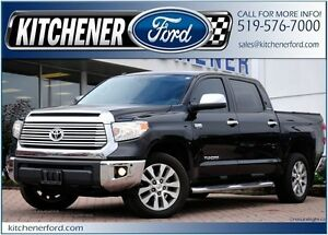 2014 Toyota Tundra Limited 5.7L V8 1 OWNER | LTD | 5.7L V8 |...