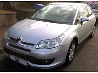 Citroen C4 Cool 1.6HDI Coupe 56 Reg Diesel for sale £900 ono - BARGAIN!!