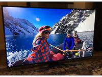 L@@K !! 55in Samsung 4k UHD SMART TV -1000hz- wifi - Freeview HD
