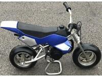 Mini Moto Blata Motard Scrambler
