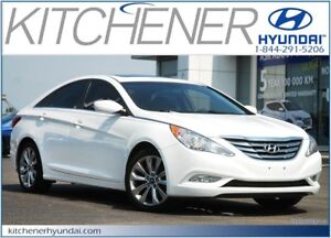 2013 Hyundai Sonata Limited LIMITED // LEATHER // SUNROOF //A...
