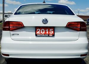 2015 Volkswagen Jetta Trendline 2.0 6sp at Former Daily Rental Kitchener / Waterloo Kitchener Area image 5