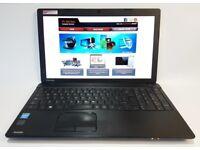 Toshiba Satellite C50/ INTEL 1.90 GHz/ 4 GB Ram/ 500 GB HDD/ HDMI / WEBCAM/ USB 3.0/ WIN 8