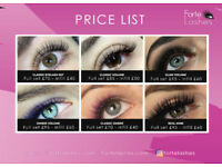 Professional, semipermanent eyelash technician in Fulham - 20% OFF your first treatment.