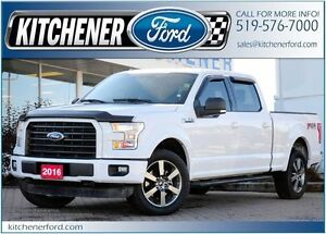 2016 Ford F-150 XLT XLT/ONLY 13K KM'S!!/4x4/NAVI/CAMERA/TOW P...