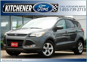 2013 Ford Escape SE PANO ROOF/NAVI/HTD SEATS/PWR GROUP