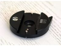 Arca-Swiss MonoballFix Quickset Device clamp for most tripod heads - 802012