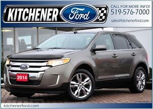 2014 Ford Edge Limited LTD/AWD/PANO ROOF/20 CHROMES/NAVI/LEAT...
