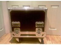 flight case heavy duty suitable for fender hotrod deluxe amp