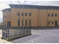 Refurbished offices /business rooms in Glasgow opposite Mary Hill Burgh Halls