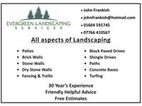 LANDSCAPING BUISINESS for SALE