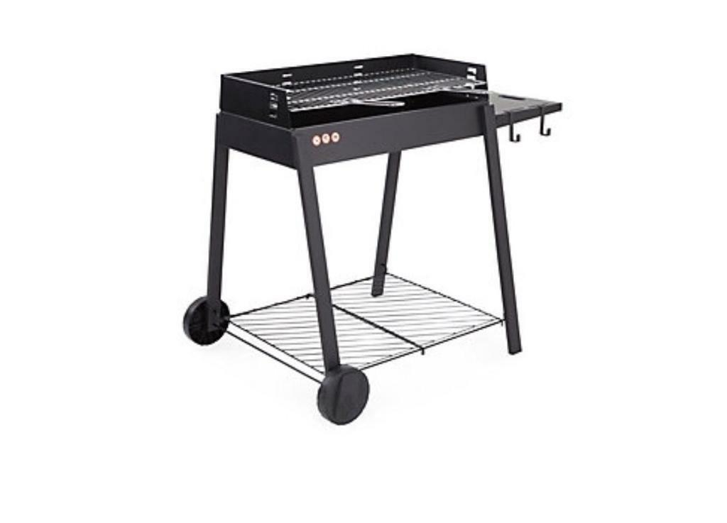 LONGLEY CHARCOAL BARBECUE