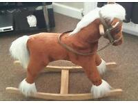 **rocking horse**