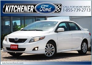 2009 Toyota Corolla CE 5 SPD/ONLY 143K KM'S/PWR GROUP/GREAT P...