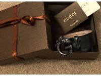 Gucci horse head belt stunning guaranteed Xmas delivery