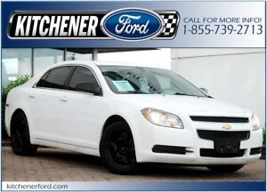 2012 Chevrolet Malibu LS AIR/PWR LOCKS&WINDOWS/GREAT SHAPE!