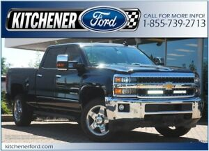 2015 Chevrolet Silverado 2500HD LTZ DIESEL/4WD/LEATHER/HTD&CL...